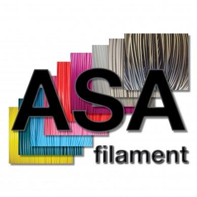 ASA 3D printer filament