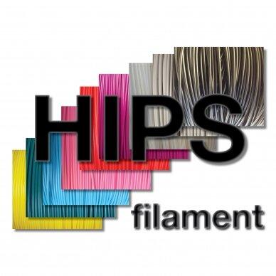 HIPS 3D printer filament